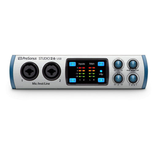Image of PreSonus Studio 2/6 Audio Interface