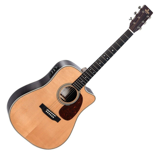 Sigma DTC-28HE+ Electro Acoustic Natural - Music Junkie