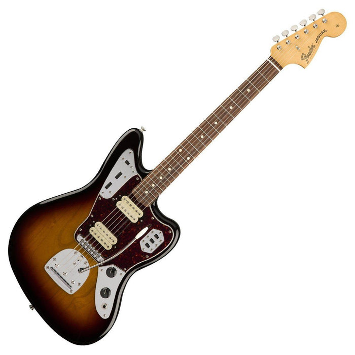Image of Fender Classic Player Jaguar Special HH 3-Tone Sunburst PF