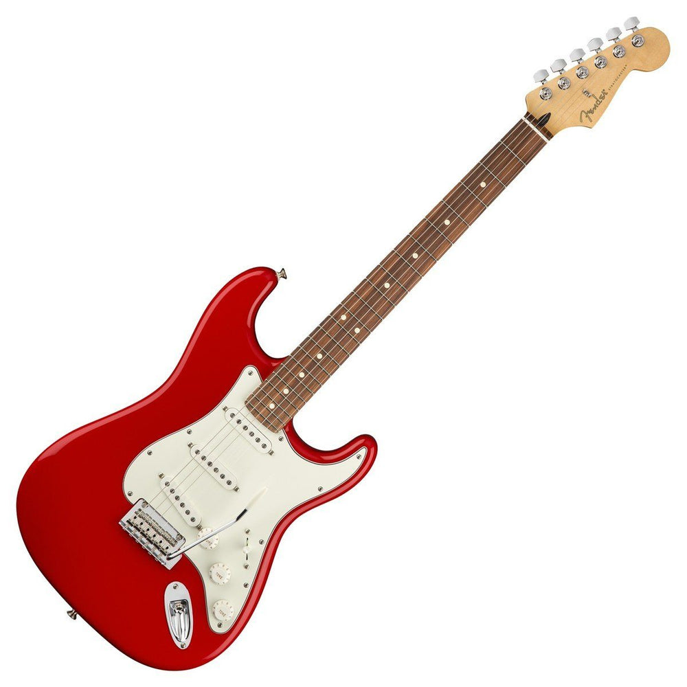 Fender Player Strat Sonic Red Pau Ferro - Music Junkie