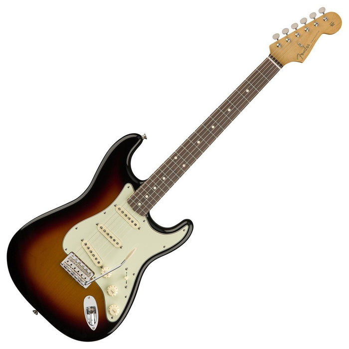 Image of Fender Classic Series 60's Stratocaster 3-Color Sunburst PF