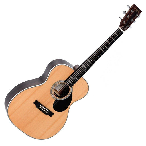 Sigma OMT-1STE+ Electro Acoustic Natural - Music Junkie