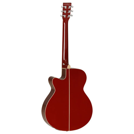 Tanglewood Winterleaf Super Folk Electro Red