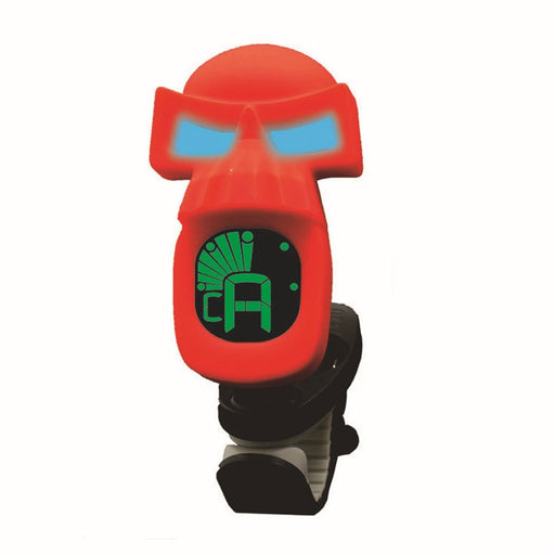 Swiff A73 Red Skull Tuner - Music Junkie