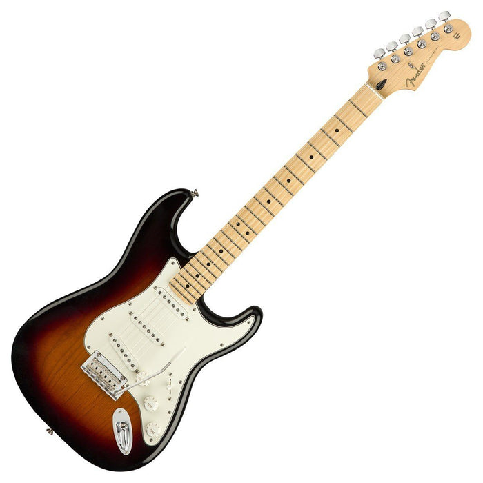 Fender Player Strat 3 Tone Sunburst Maple Neck - Music Junkie