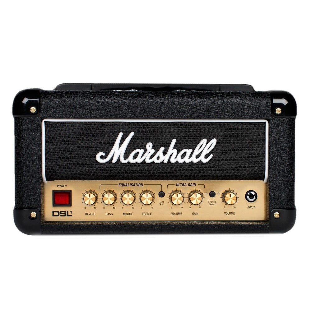 Marshall DSL1HR 1W Valve Head with Reverb - Music Junkie
