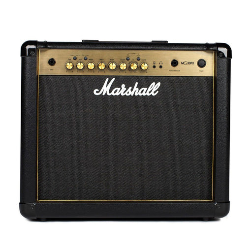 Marshall MG30GFX Guitar Amp Gold Edition - Music Junkie