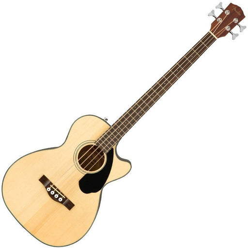 Fender CB-60SCE Electro Acoustic Bass Natural