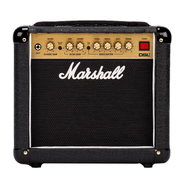 Marshall DSL1CR 1W 1x8 Valve Combo with Reverb - Music Junkie