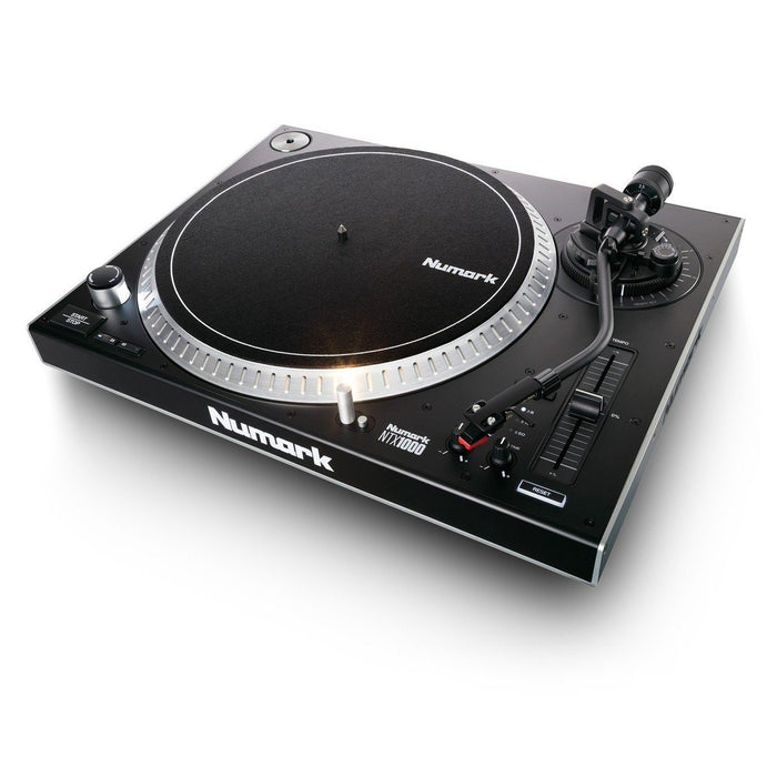 Numark NTX1000 Direct Drive Turntable - Music Junkie