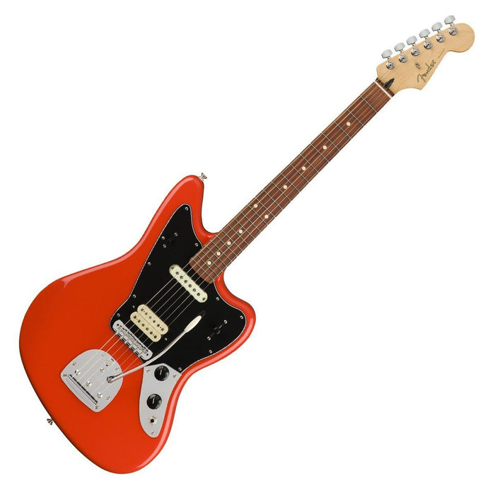 Fender Player Jaguar Sonic Red Pau Ferro - Music Junkie