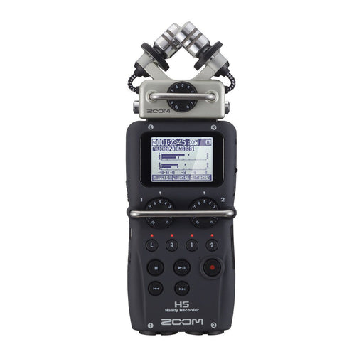 Zoom H5 Portable Digital Recorder - Music Junkie