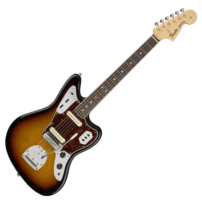 Image of Fender American Original 60's Jaguar 3 Tone Sunburst RW