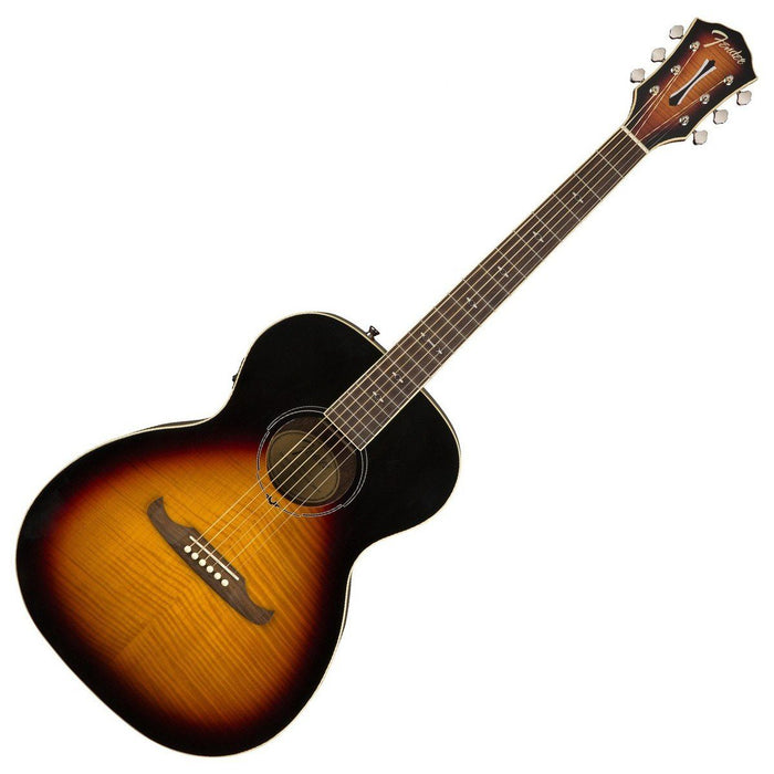 Image of Fender FA-235E Electro Acoustic 3-tone Sunburst