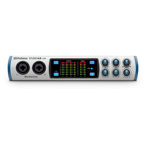 Image of PreSonus Studio 6/8 Audio Interface