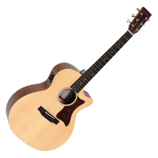 Sigma GMC-STE+ Electro Acoustic Guitar Natural - Music Junkie