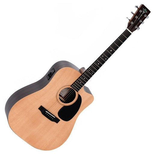Sigma DTCE+ Electro Acoustic Guitar Natural - Music Junkie