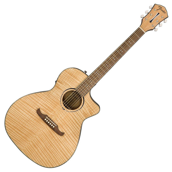 Image of Fender FA-345CE Electro Acoustic Natural