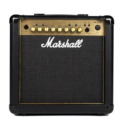 Marshall MG15GFX Guitar Amp Gold Edition - Music Junkie