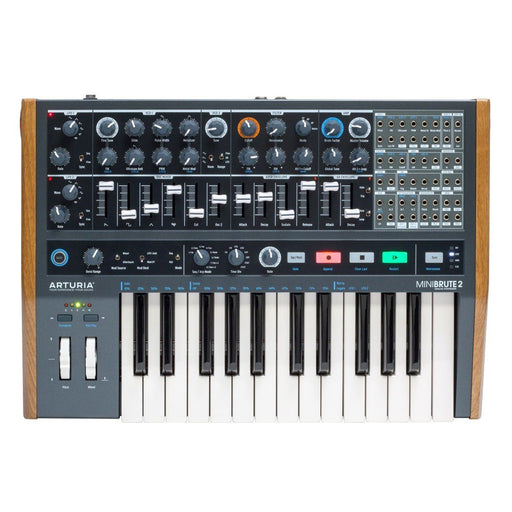 Arturia Minibrute 2 Analogue Synthesizer - Music Junkie