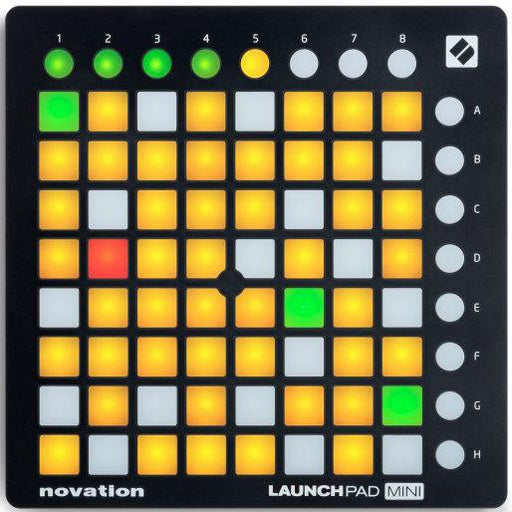 Novation Launchpad Mini MK2 USB Control Surface - Music Junkie