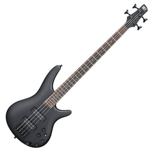 Ibanez SR300EB-WK Bass Guitar Weathered Black - Music Junkie