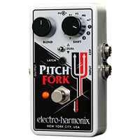 Electro Harmonix Pitch Fork Pitch Shifter and Harmonizer Pedal - Music Junkie