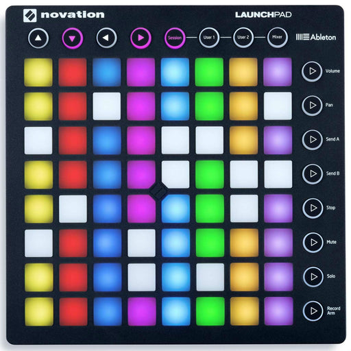 Novation Launchpad MK2 Universal Grid Controller - Music Junkie