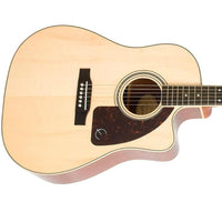 Epiphone AJ-220SCE Electro Acoustic Natural - Music Junkie