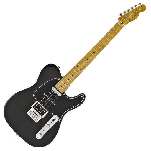 Fender Modern Player Telecaster Plus Charcoal Transparent MN - Music Junkie