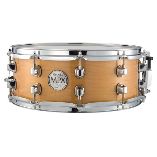 Mapex 14x5.5 Snare Drum Maple Shell Natural Gloss - Music Junkie