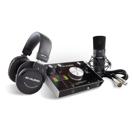M-Audio M-Track 2x2 Vocal Studio Pro - Music Junkie