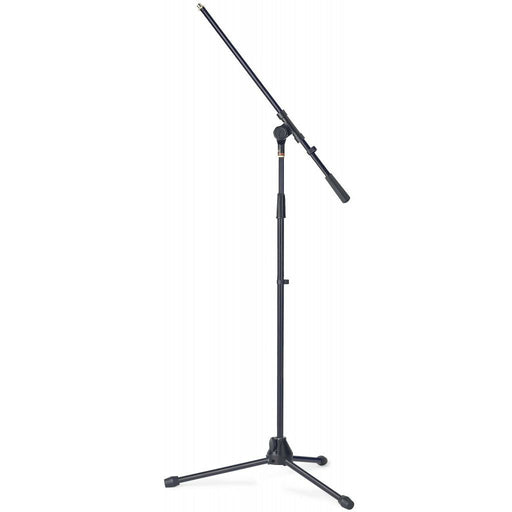 Stagg MIS-2022BK Microphone Boom Stand Black - Music Junkie