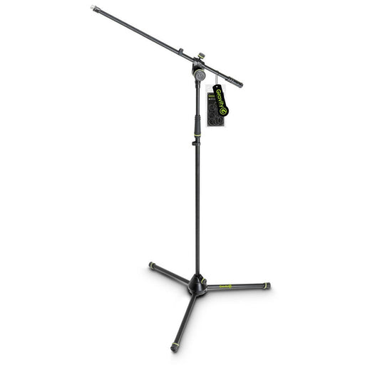 Gravity MS4321B Boom Tripod Base Microphone Stand - Music Junkie