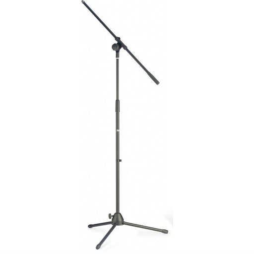 Stagg MIS-1022BK Microphone Boom Stand Black - Music Junkie
