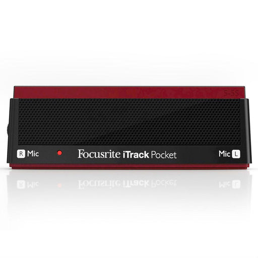 Focusrite iTrack Pocket - Music Junkie