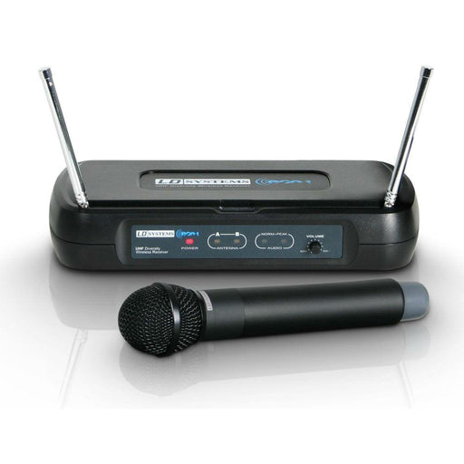 LD Systems ECO 2 HHD3 Handheld Wireless Microphone System - Music Junkie