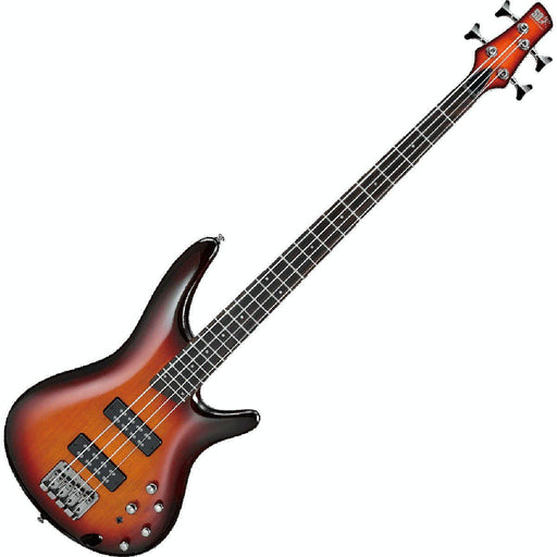 Ibanez SR370E-AWB Bass Guitar Aged Whiskey Burst - Music Junkie