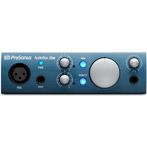 Presonus Audiobox iOne Audio Interface - Music Junkie