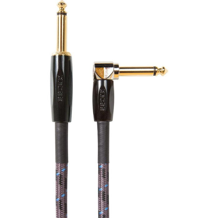 Boss BIC-10A Angled Instrument Cable 10ft - Music Junkie