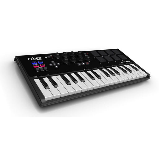 M-Audio Axiom AIR Mini 32 USB MIDI Keyboard and Pad Controller - Music Junkie