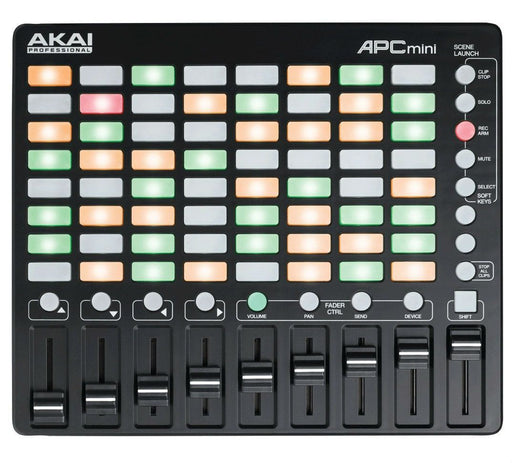 Akai APC Mini Ableton Performance Controller - Music Junkie