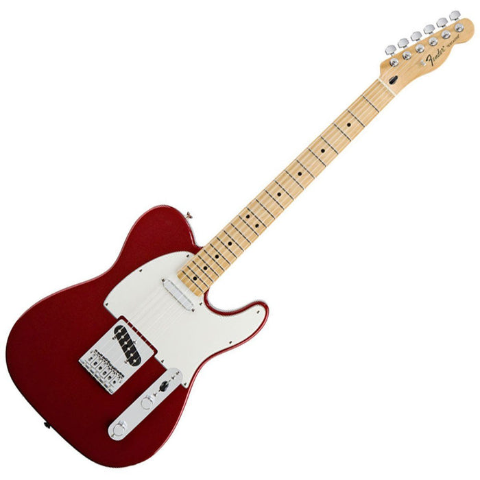 Fender Standard Telecaster Candy Apple Red MN - Music Junkie