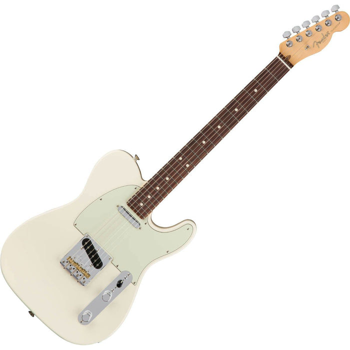 Fender American Pro Tele Olympic White RW - Music Junkie