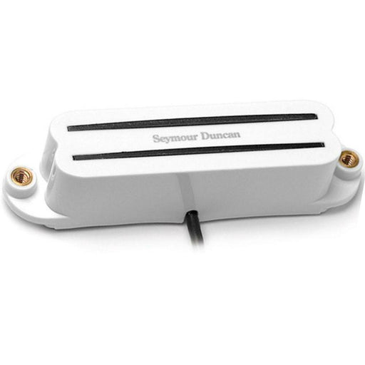 Seymour Duncan SHR-1B Hot Rails Strat Pickup Bridge White - Music Junkie