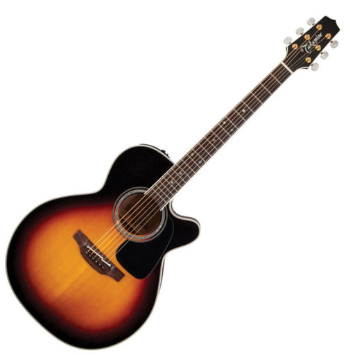 Takamine Pro Series P6NC-BSB Electro Acoustic Guitar Sunburst - Music Junkie