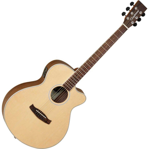Tanglewood Discovery Super Folk Cutaway Electro Acoustic BW - Music Junkie