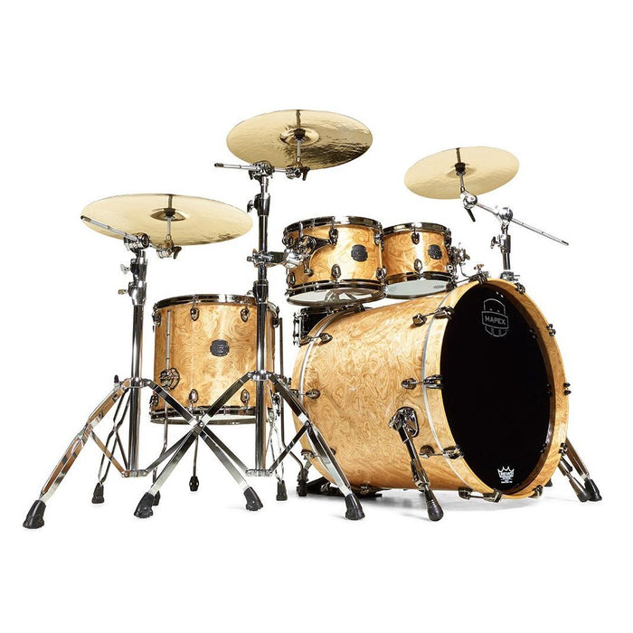 Mapex SV529XEB Saturn V Subwave Shell Pack Natural Maple - Music Junkie