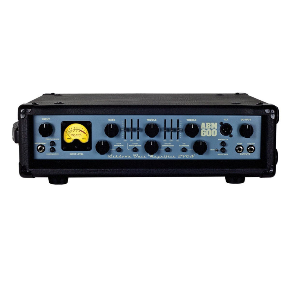 Ashdown ABM600 EVO IV Bass Head - Music Junkie