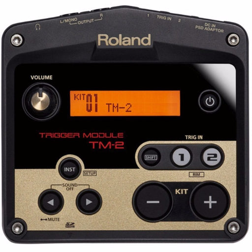 Roland TM-2 Electronic Drum Trigger Module - Music Junkie